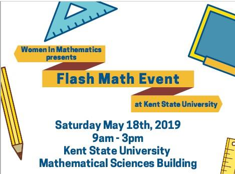 FLASH MATH EVENT KSU 2019