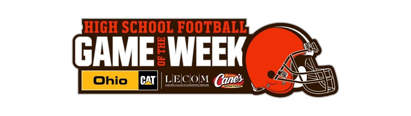 Cleveland Browns High School Game of the Week