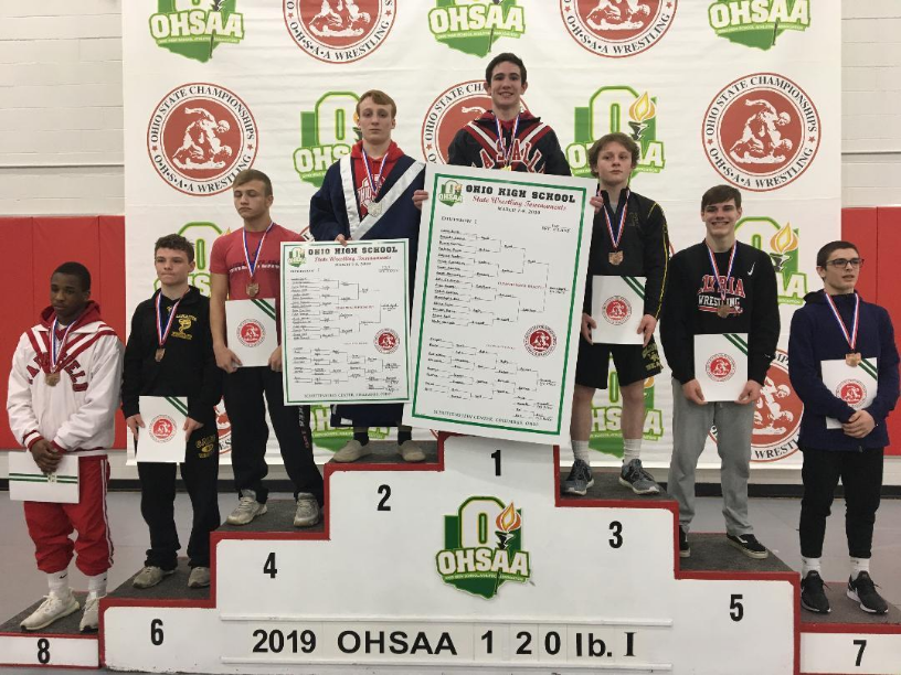 Jake Canitano - State Runner-Up Wrestling 120 lbs.