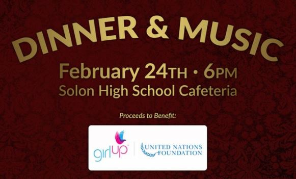 Girl Up Benefit Dinner