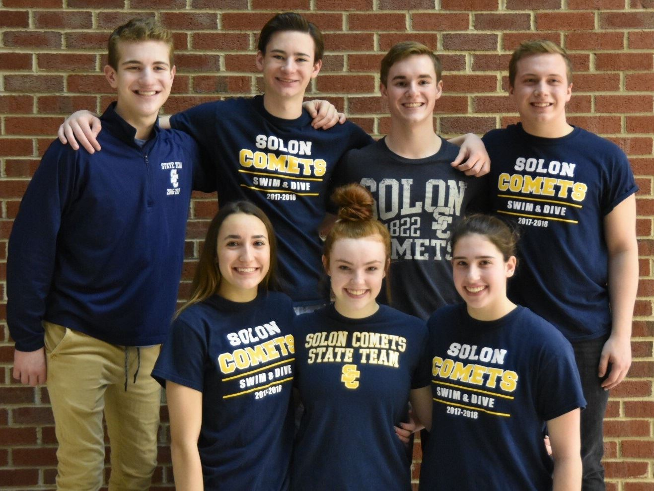 Divers Heading to State Meet