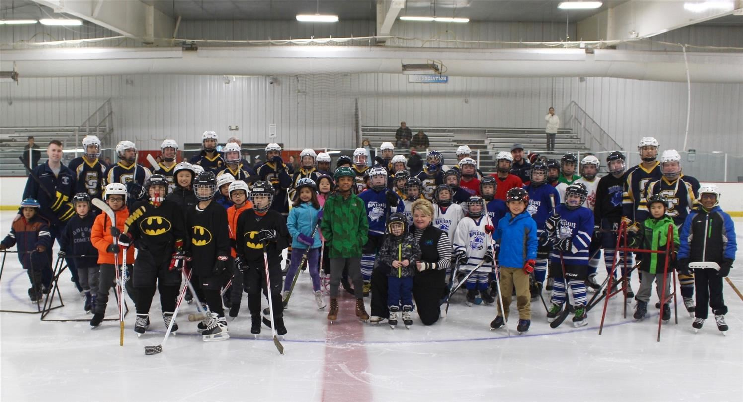 Youth Clinic is a Success!