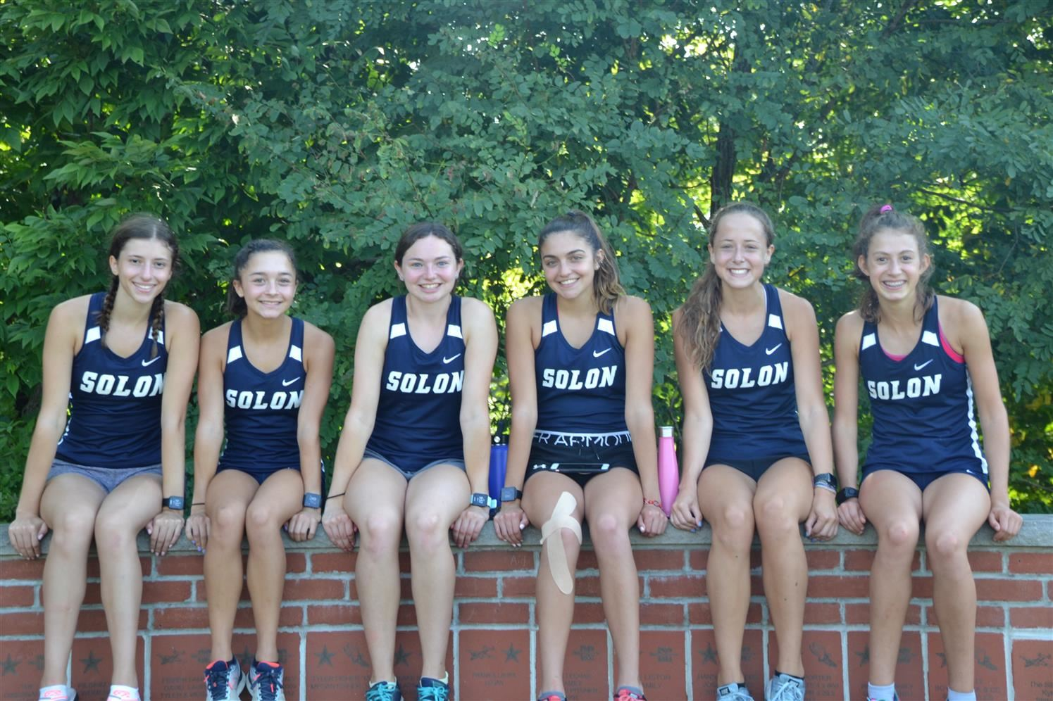 Lady Comets Race Fast at Kenston
